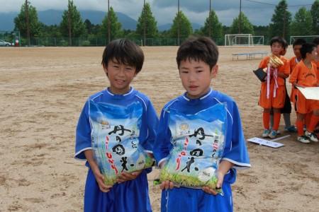 4位 東舞鶴FCスポーツ少年団