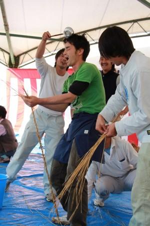 ユーモア賞に選ばれた「舞鶴西 ゆかいな仲間たち」チーム! 笑わせてくれました(^^♪