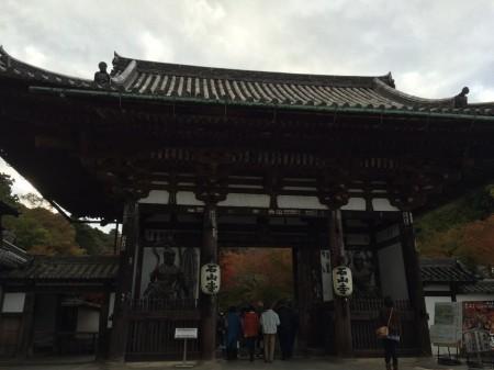 紫式部ゆかりの地、石山寺