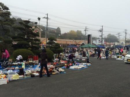 当日は宮代町ふれあいバザーも開催され、大盛況でした(^○^)