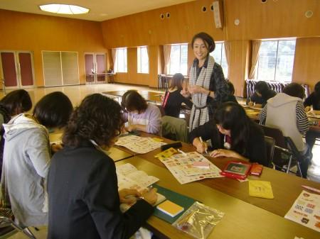 講師は、舞鶴市の神谷直子さんです!