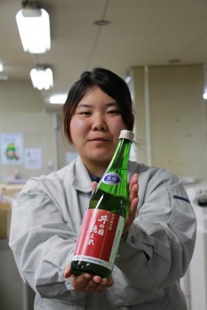 日本酒「丹の国穂まれ」発売!!