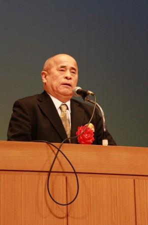 京都府農業協同組合中央会会長 中川泰宏様