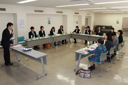 当組合の「くらしの活動」や、女性部の取り組みについて紹介させていただきました(*^_^*)