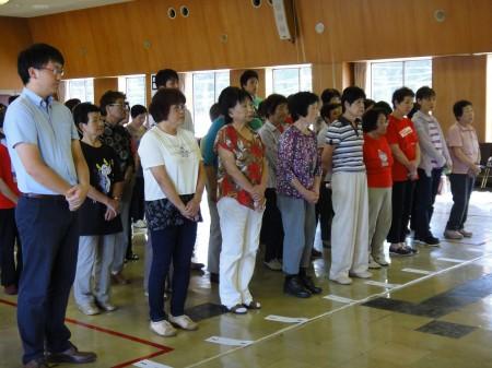 JAの若手男子職員も大会に参加しました(^^)v