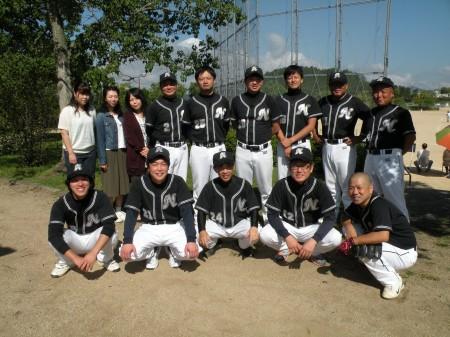野球チーム☆
