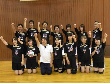 バレーボールチーム☆