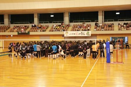 綾部・福知山市から16チームが参加されました(^^♪