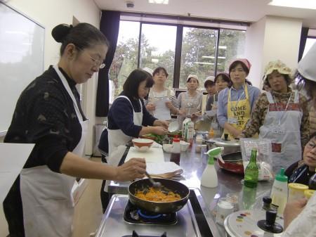 人参シリシリは、 卵を半熟状態で合わせると美味しく仕上がります(^^)/