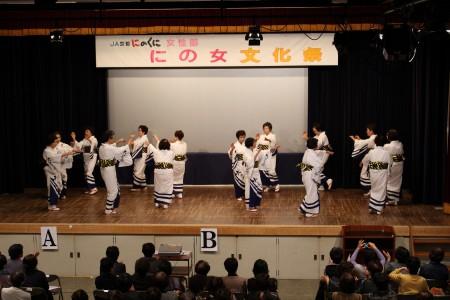 大江音頭は浴衣姿で 踊りもバッチリ!(^^)!