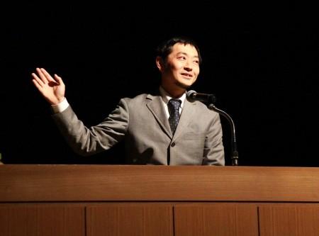 万願寺甘とう品評会で、2冠に輝いた生産者、添田潤氏から 「これからの万願寺甘とうが歩む道」