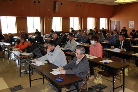 塾生の他に未来塾1期生や、JA理事・役職員など約50人が貴重な講演を聞かせていただきました(^_^)