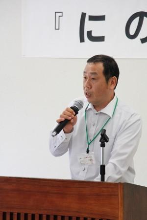 概要を説明する向山営農経済部長(^_^)