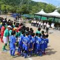 管内の小学生、12チーム164名が参加してくれました(^o^)
