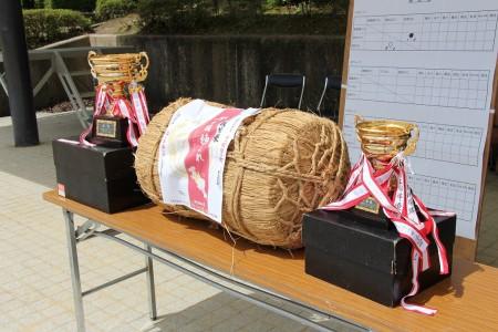 賞品は当JAの「特別栽培米 丹の国穂まれ」10キロ 美味しいよー!