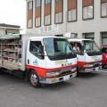移動購買車「むつみ号」 綾部市内10地区150か所で食料品や日用品を販売しています(^o^)