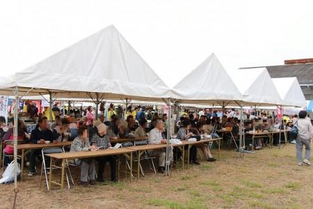 2日間で延べ約5000人のお客様にご来場いただきました(゜o゜) ありがとうございました!!