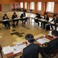 青森県内7JAの担当職員様と青森中央会2名がご来組(^_^)