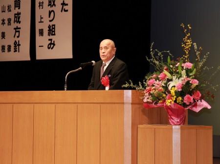 JAグループ京都 中川泰宏会長も駆けつけてくださいました。
