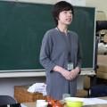 日本茶インストラクター、赤井貴恵さんに煎茶の淹れ方や日本茶の特徴について教えていただきました。