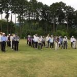 大江地区  年金友の会グラウンドゴルフ大会開催!