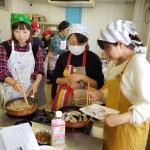 フレッシュミズグループ おもてなし料理教室